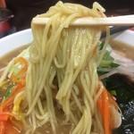 おばちゃんとこ - ちゅぅほそストレート麺
