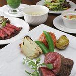 塊肉 石窯焼 肉's Kitchen きたうち - 料理写真: