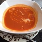ケララ - トマトスープ わりと濃厚