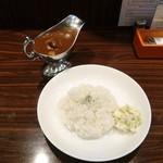 欧風カレー食堂 jizi ジジ -