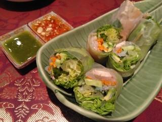 タイ・アヨタヤ・レストラン - ポピア・ソッド