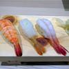 北辰鮨 - 料理写真:海老3貫