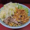 ラーメン二郎 - 料理写真:ねぎ汁なし・ニンニク(840円)