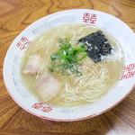 ふくみや食堂 - 「ラーメン」(400円)。