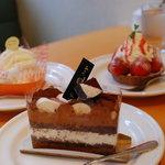 プティアンジュ - 料理写真:ケーキ色々