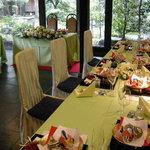 832490 - 婚礼の祝いの席