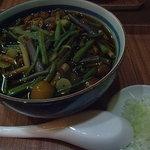 銀座そば所よし田 - 山菜なめこそば