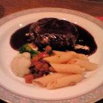 Meet Dining 中條 - 煮込みハンバーグ