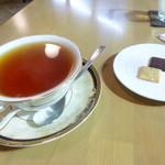 柞の杜 - おつまみと紅茶