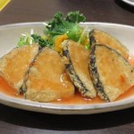 ベジ ハウス - 糖醋魚片(魚風と甘酢)