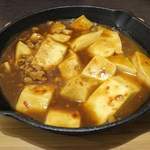 ベジ ハウス - 麻婆豆腐(マーボー豆腐)