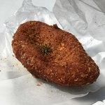 かたぎはらのパン屋さん - 料理写真:1番人気のカレーパン