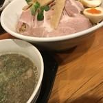 なつめ - 特製煮干しつけ麺大盛り