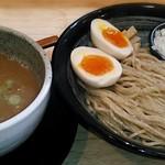 83202382 - 【つけ麺(鶏魚介) 並盛 + 味付玉子】¥850 + ¥100