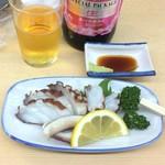 Masamuneya - 泉のたこぶつ560円