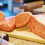 83204017 - 本日のお肉の披露