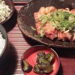 とりの介 - 竜田定食
