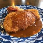 欧風料理 なかむら - ポークカツレツ