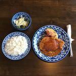 欧風料理 なかむら - ポークカツレツ   ¥1050