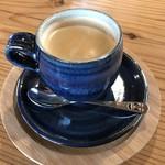 カップル - 湧水コーヒー=400円