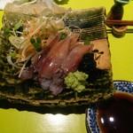 しゅんまん - 富山湾滑川のホタル烏賊のお刺身