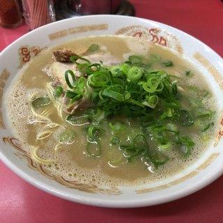 ごん太 - 料理写真:2018年3月28日  ラーメン 700円