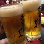83209030 - 生ビール570円