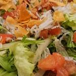 大天門 - しらすのさっぱりサラダ