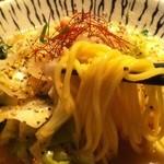 博多もつ鍋二十四 - 普通のチャンポン麺