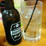 大衆酒場 亀屋 - ホッピー(白)