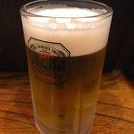 丸八焼鳥店 - 濱ビール