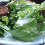 肉ビストロ&クラフトビール ランプラント - サラダ