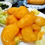 中華料理 喜多郎 - プリップリッのエビマヨ