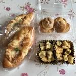菓子工房クロンヌ - シュークリーム、カレーおかき、惣菜パンです。