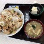 阿Q - 肉丼大盛り1000円