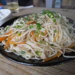 紀乃川 - 太麺のソーメンチャンプルー