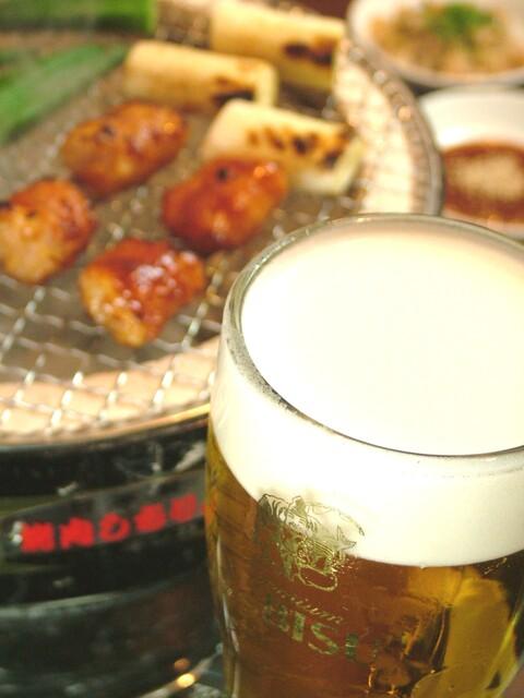 ホルモン's 千葉中央店 - ホルモン&ビール!鉄板です!