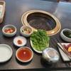 パゴダ白雲   - 料理写真:スペシャル焼肉定食