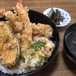 喰いどころ和しょく 田なか - 料理写真:天丼
