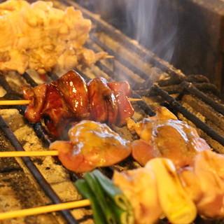 """""""直火・強火""""が特徴の焼きスタイル、その味の違いは歴然!"""