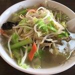 火鳳 - 料理写真:野菜たっぷりタンメン