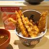 えびのや - 料理写真:海老二本丼(赤だし付)