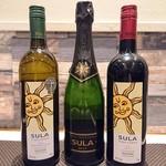 スワガット - 人気インドワインのSULAをリーズナブルな価格でご提供しています