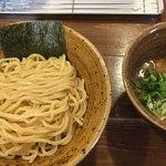 ベジポタつけ麺えん寺 - 料理写真:ふつうの麺
