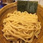 ベジポタつけ麺えん寺 - ストレート太麺