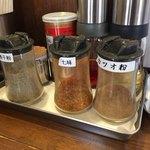 ベジポタつけ麺えん寺 - 店内
