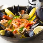 レストラン テラス - ステーキ&地中海フェア