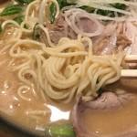 玄屋 - 細麺