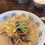 らーめん武蔵 - 料理写真:ちゃんぽん