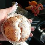 かめまん - 料理写真:クッキーシュー